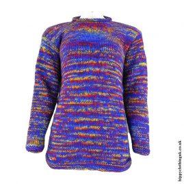 Blue-Tie-Dye-Hippy-Wool-Jumper