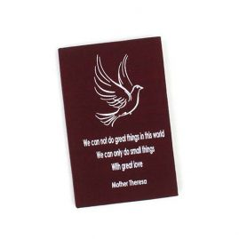 Burgundy-Dove-Notebook