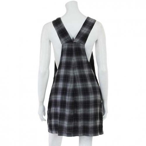 Checked-Dungaree-Dress-Back-Example