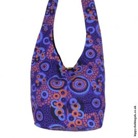 Purple-Patterned-Shoulder-Bag