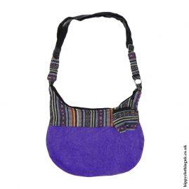 Purple-Stonewashed-Shoulder-Bag