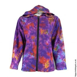 Purple-Tie-Dye-Hippy-Jacket