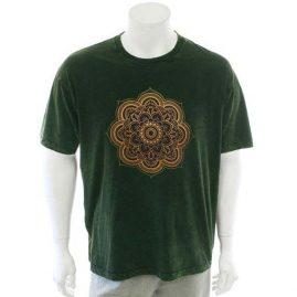 Green-Stonewashed-Mandala-T-Shirt-1