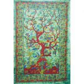 Green-Tree-of-life-Throw-Wall-Hanging
