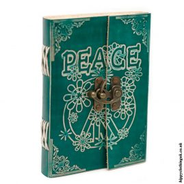 Leather-Peace-Notebook