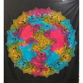 Multicoloured-Tie-Dye-Hamsa-Hand