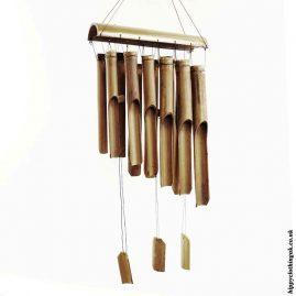 Twelve-Tube-Bamboo-Windchime-Large