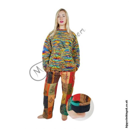 Patchwork-Fleece-Lined-Trousers-Example