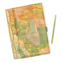 Recycled-Map-Hardback-Notebook