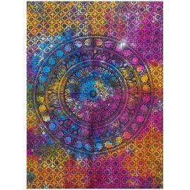 Tie-Dye-Mandala-Elephant-Wall-Hanging,-Wall-Art