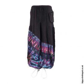 Multicoloured-Tie-Dye-Cotton-Trousers