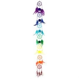 Rainbow-Charkra-Dreamcatcher