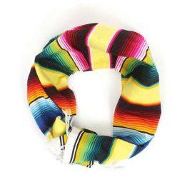Yellow-Mexican-Blanket-Serape