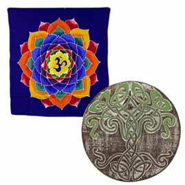 Wooden Plaques and Wall Hangings
