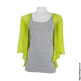 Light-Lime-Bali-Knit-Hippy-Shrug