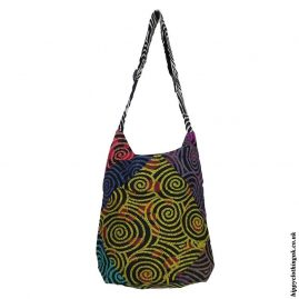 Multicoloured-Patchwork-Swirl-Shoulder-Bag