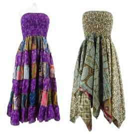 Recycled Two in One Dress/Skirts