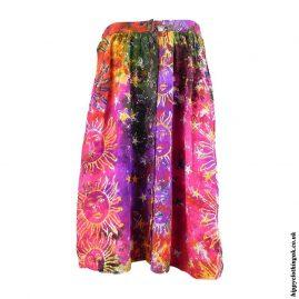 Tie-Dye-Sun-&-Stars-Skirt