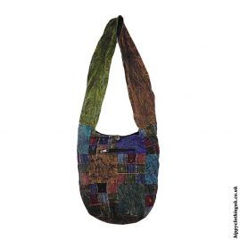Cotton-Nepalese-Embroidery-Hippy--Shoulder-Bag