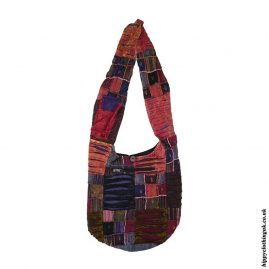 Cotton-Nepalese-Patchwork-Hippy--Shoulder-Bag