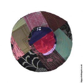 Multicoloured-Cotton-Patchwork-Wide-Brim-Hippy-Sun-HatMulticoloured-Cotton-Patchwork-Wide-Brim-Hippy-Sun-Hat