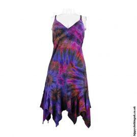 Multicoloured-Tie-Dye-Pixie-Dress