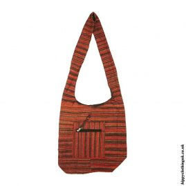 Orange-Soft-Feel-Cotton-Shoulder-Bag