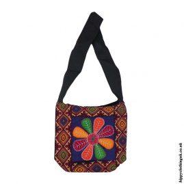Multicoloured-Flower-Shoulder-Bag