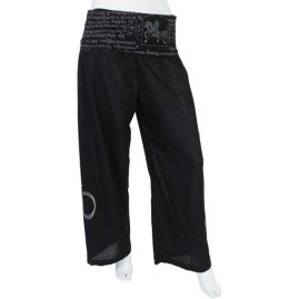 Black-Om-Yoga-Trousers