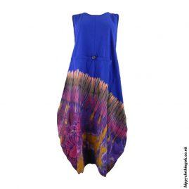 Blue-Tie-Dye-Balloon-Dress