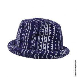 Indigo-Thai-Hippy-Rimmed-Hat