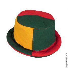 Patchwork-Rasta-Rimmed-Hat-2